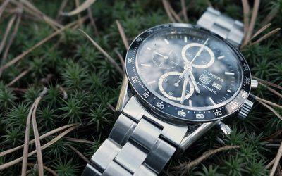 Klassikot: Tag Heuer Carrera Chronograph Calibre 16
