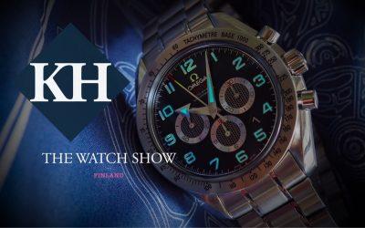 The Watch Show Helsingin Suvilahdessa 20.5.