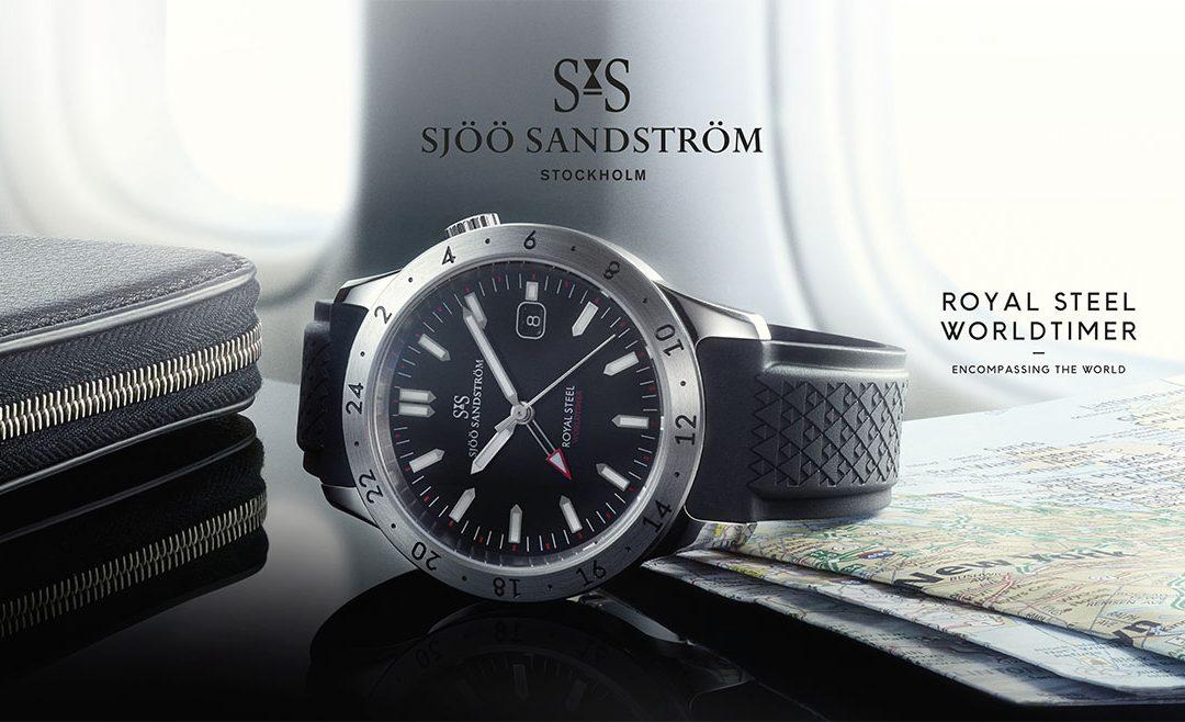 KH x Sjöö Sandström x Salkari – PASS AROUND! Voita Worldtimer omaksesi!