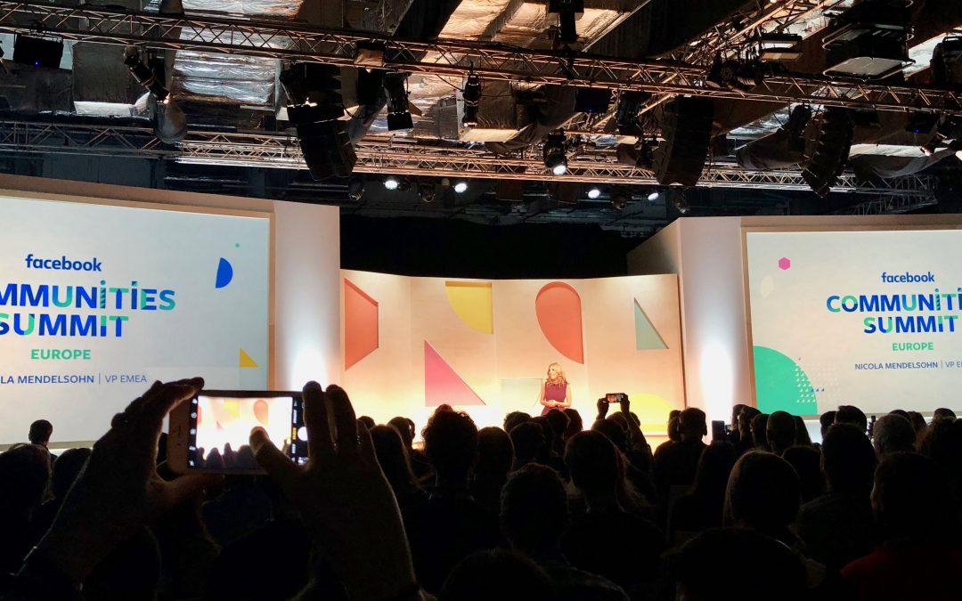 Minne kuljet Kelloharrastajat?  –  Matkaraportti Facebook Communites Summitista Lontoosta ja visioita KH:n tulevaisuudesta