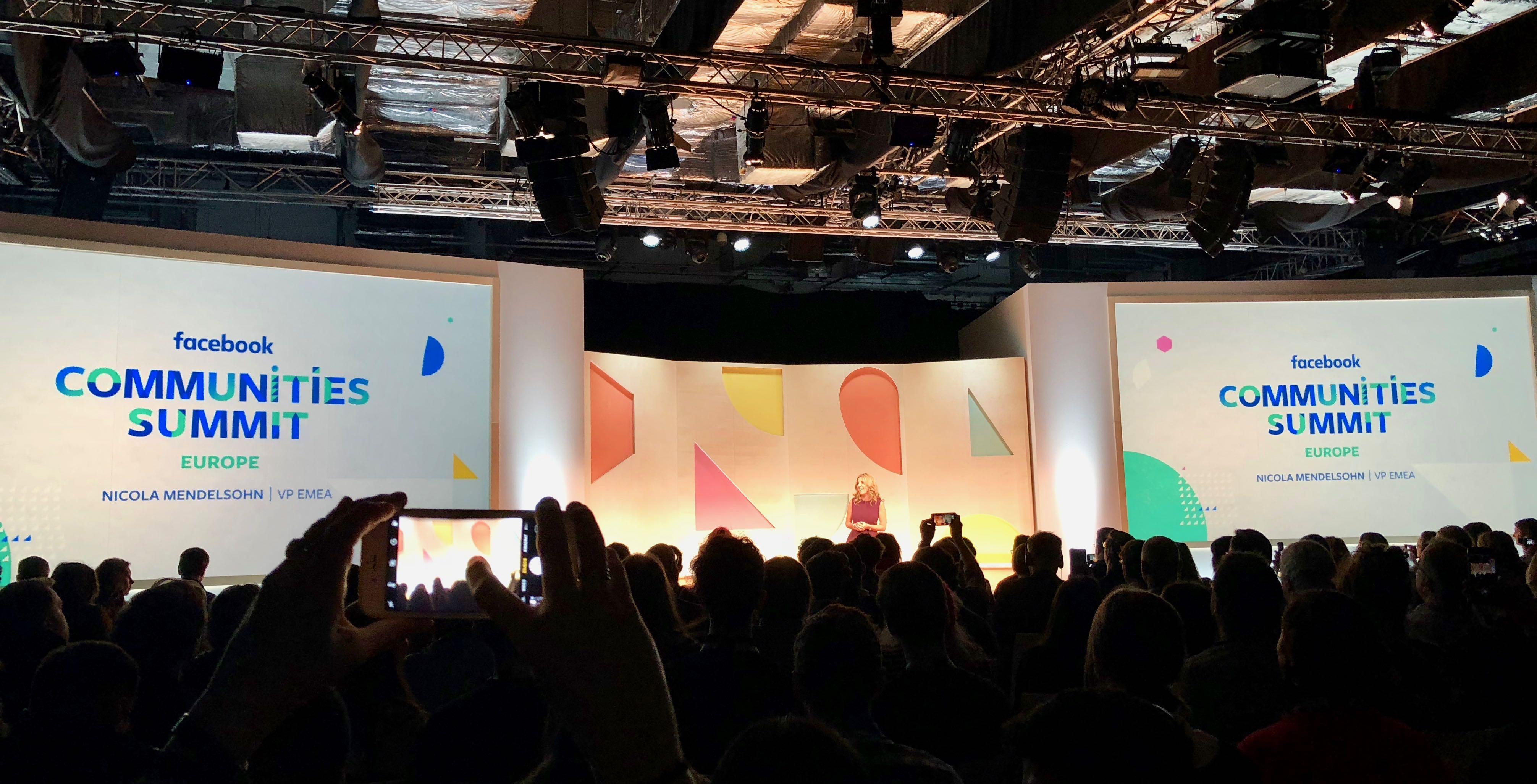 Minne kuljet Kelloharrastajat?  –  Matkaraportti Facebook Community Summitista Lontoosta ja visioita KH:n tulevaisuudesta