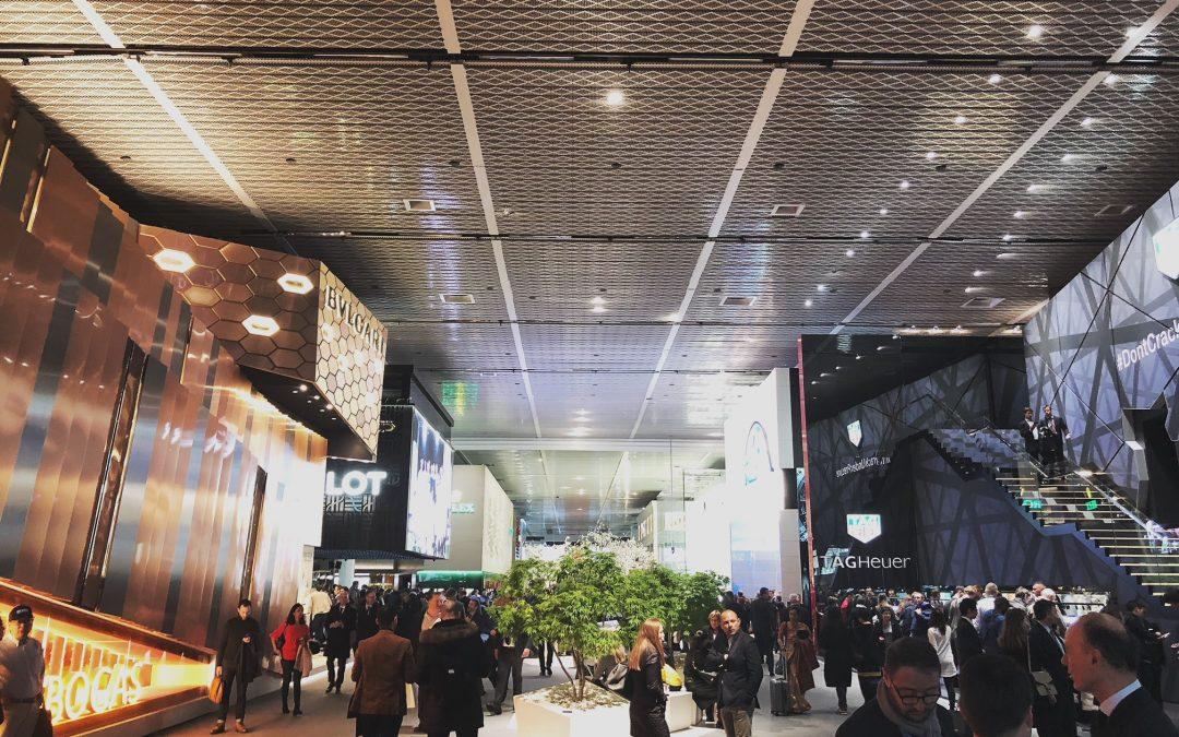 Basel 2018 – Matkaraportti: Ensimmäinen kerta