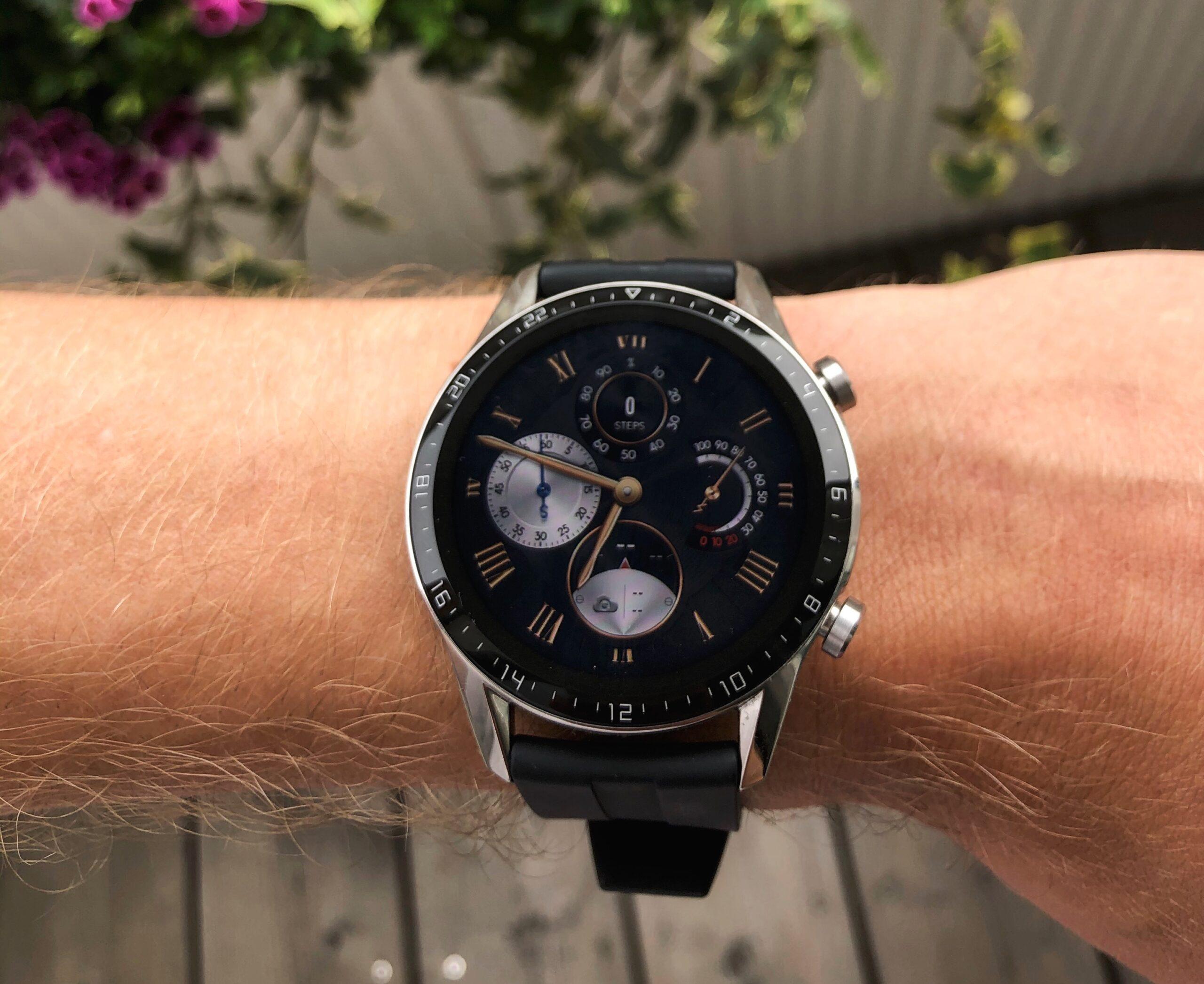 Katsaus: HUAWEI Watch GT 2 – Onko älykellosta kelloharrastajan sporttikelloksi?