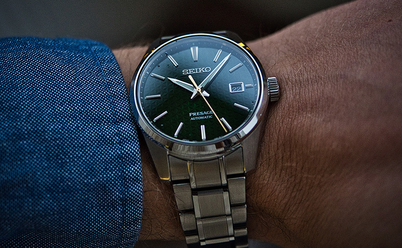 Seiko Presage Sharp Edge