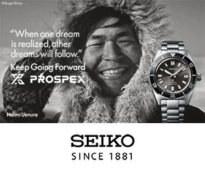 Kelloaharrastajien kumppani Seiko